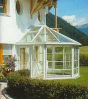 Wintergarten von Jahns & Wünsch Fensterbau